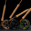 Vision Hero Fly Rod with reels