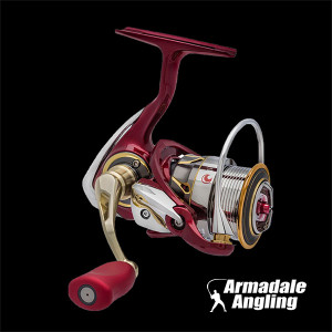 Daiwa Gekkabijin EX - Light as air!