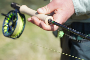 Scott NZ Special Fly Rod Just Arrived