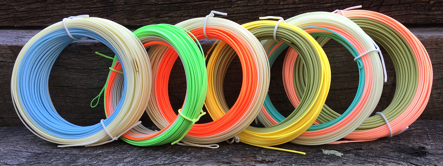 Large range of Rio Fly Lines
