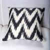 Black & White Jaspe Pillow Covers