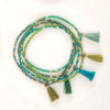 Tassel Bracelet Set of Five