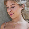 Moonlit Moonstone Necklace
