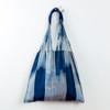 Braided Handle Hammock Bag