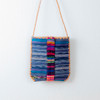 Corte Shoulder Pouch with Leather Braid