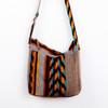 Amber Ikat Crossbody Bag