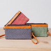 Twin Pocket Wristlet