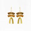 Pagoda Arc Earring