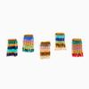 Bar Post Fringe Earrings