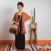 Natural Dye Coban Kimono