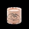 Paddywax Tobacco & Vanilla Ceramic Candle