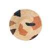"""12"""" Large Peach Sukari Round Basket"""