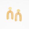 Double Arch Post Earrings