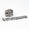 Beaded Zebra Bracelet