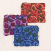 Small Floral Pouches