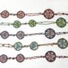 Lace Mandala Necklace
