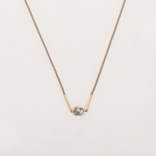 Pyrite Necklace*