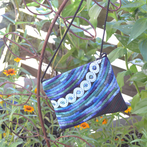 Artisan Shoulder Pouch