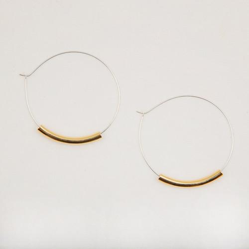 Bar & Hoop Earrings