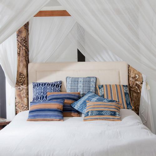 Blue Corte Pillowcases