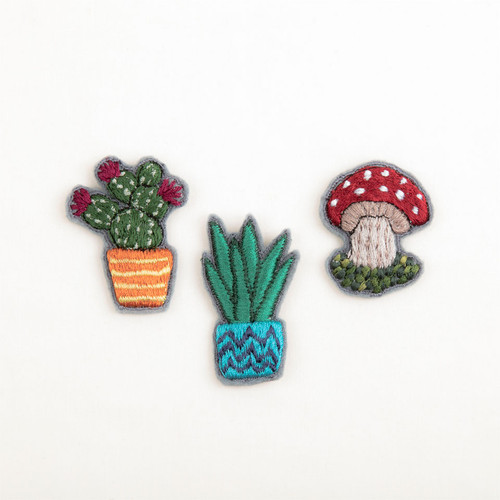 Embroidered PIn