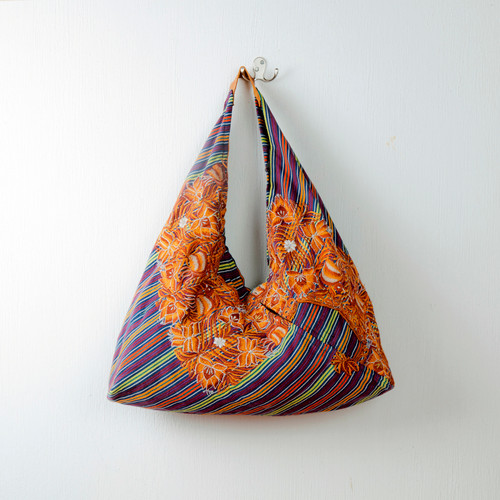 Huipile Hobo Bag