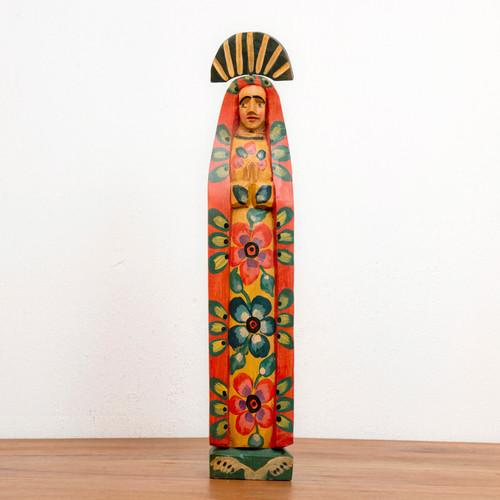 Virgin Mary Statue