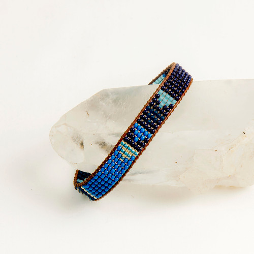 Beaded Arrow Bracelet