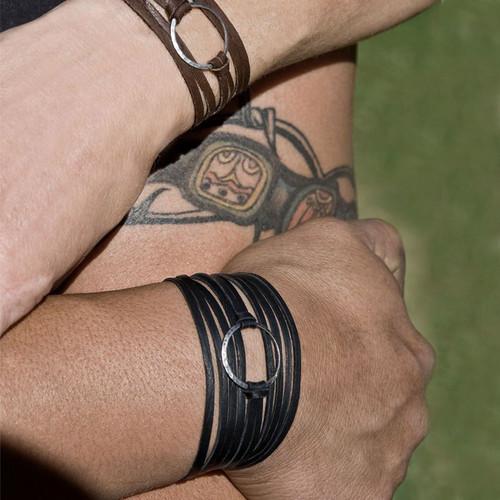 Deerskin Bracelet