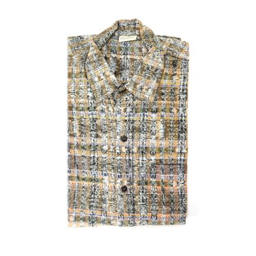Extra Large Short Sleeve Corte Shirt- 4
