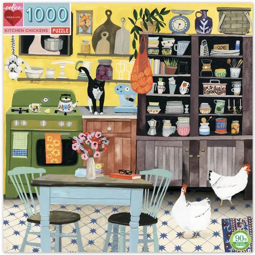 Kitchen Chickens Puzzle