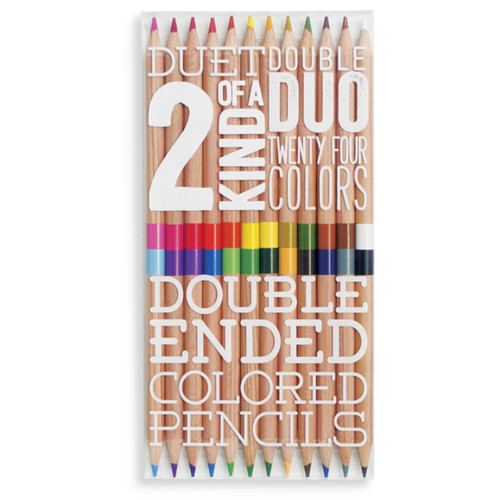 Double End Colored Pencils