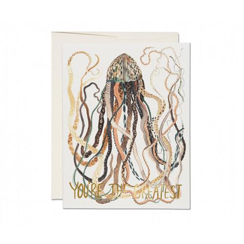 Greatest Octopus Card