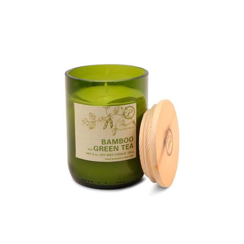 Paddywax Bamboo Green Tea Candle