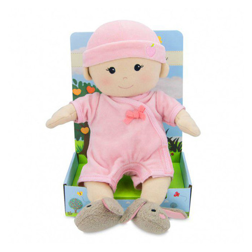 Organic Apple Park Babies– Baby Girl Doll