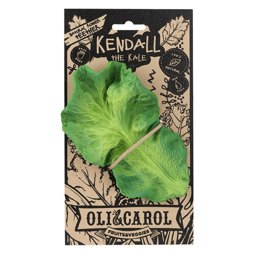 Kendall the Kale Baby Toy