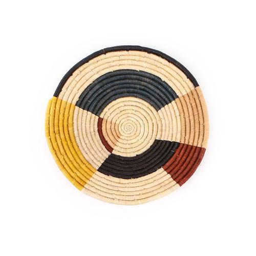 """12"""" Large Mod Msanii Round Basket"""