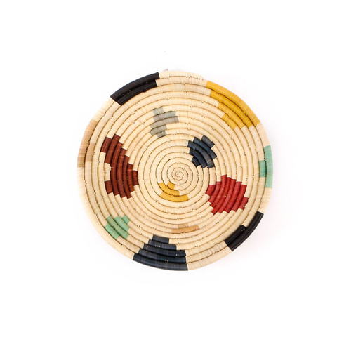 "10"" Medium Mod Sukari Round Basket"