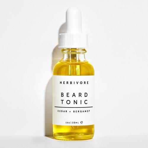 Herbivore Beard Tonic / Cedar + Bergamot