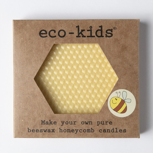 Eco-Kids Beeswax Candle Making Kit