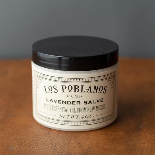 Lavender Salve- Los Pablanos Farm