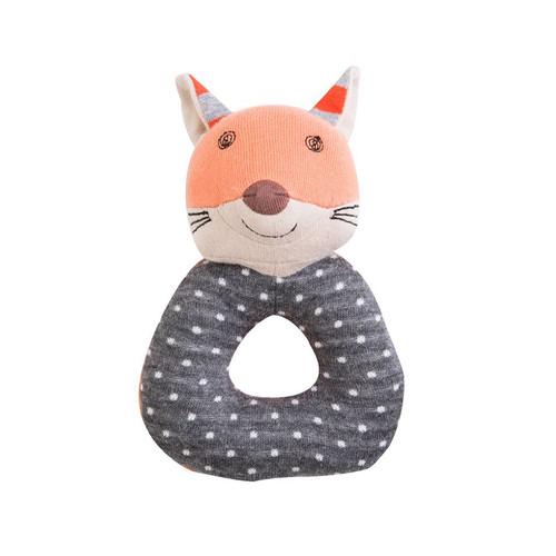 Organic Frenchy Fox Rattle