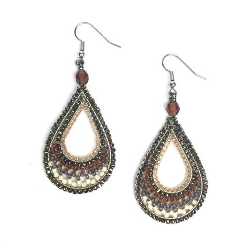 Keyhole Earrings