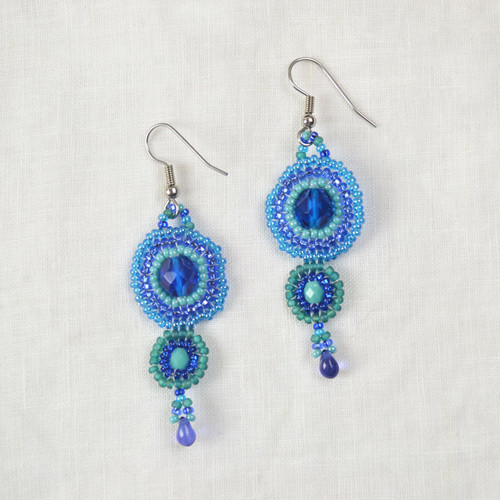 Deco Earrings Small