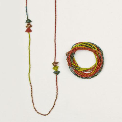 Three Arrows Necklace