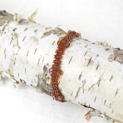 Sparkly Swarovski Crystal Bracelet