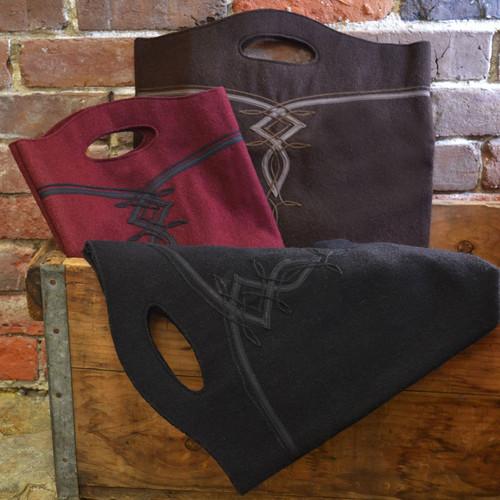 Solola Wool Tote Bags