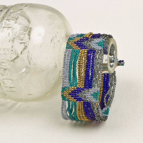 Chevron Fade Bracelet