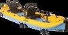 Hobie Mirage Inflatable Tandem Kayak i14t