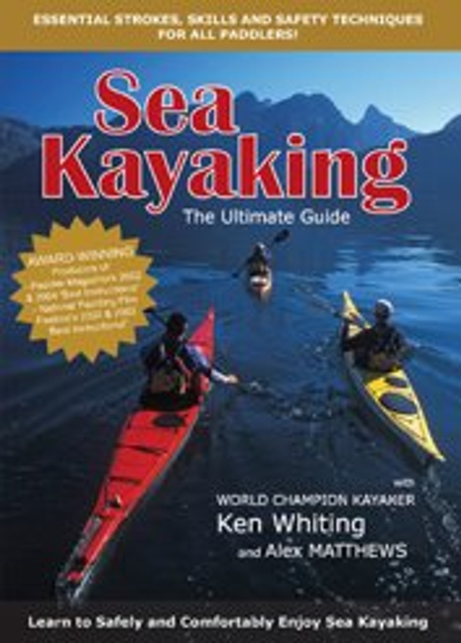 Sea Kayaking The Ultimate Guide DVD